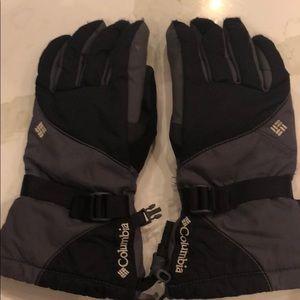 Women's ski gloves Columbia size M